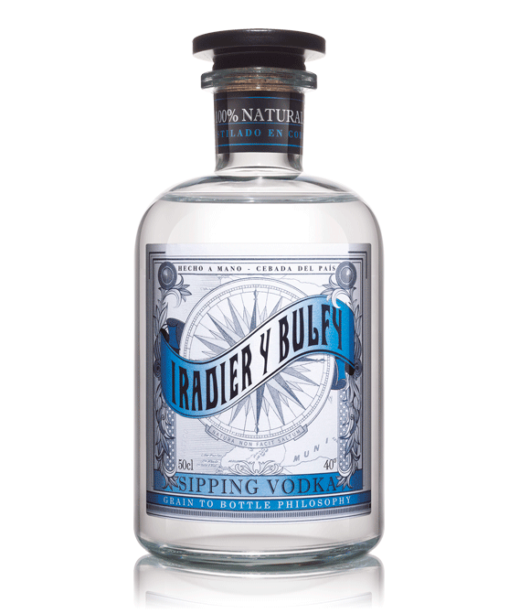 iradier vodka
