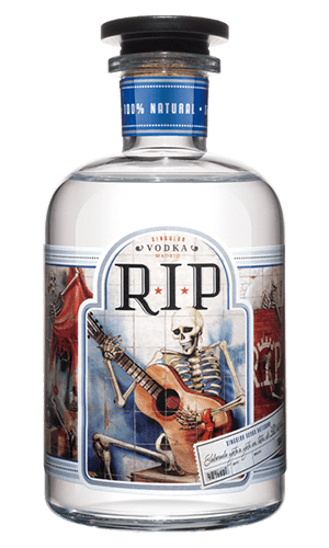 RIP Vodka - Singular Spirits