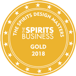 MEDALLA ORO SPIRIT BUSINESS 18